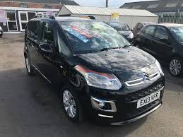 used citroen c3 picasso and second hand citroen c3 picasso in durham