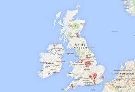 Birmingham England Map by Birmingham Tyseley