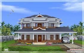 5 Bedroom House Luxury 5 Bedroom Kerala Style Home Design House Design Plans