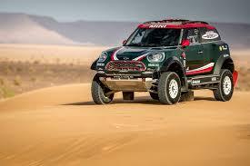volkswagen dakar mini john cooper works dakar rally competitors launched