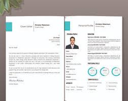 template cover letter cv resume template cover letter cv templateprofessional
