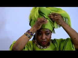 african make and asooke hair styles how to tie aso oke african head gear gele youtube
