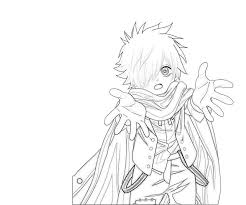 animemangadrawings photo gallery cool anime coloring pages