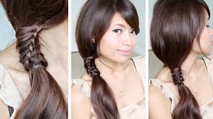 how to make hairstyle of long hair at home u2013 trendy hairstyles in