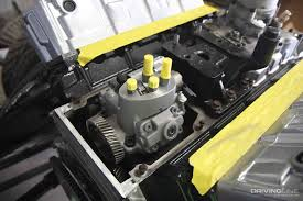 the weak points on the ford power stroke 6 4l diesel engine
