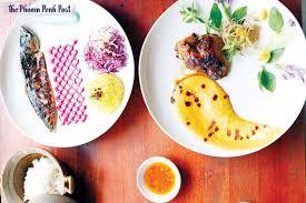 cuisine khmer countryside food reimagined as haute cuisine in siem reap post