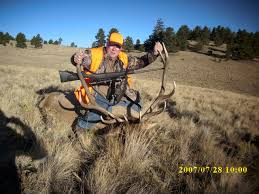 Gmu Map Colorado by Co Elk Hunting Colorado Deer Guides Hunting Trips Mule Deer Outfitters