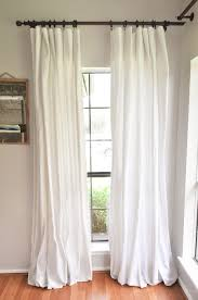 Homemade Curtains Without Sewing How To Make No Sew Curtains Peeinn Com