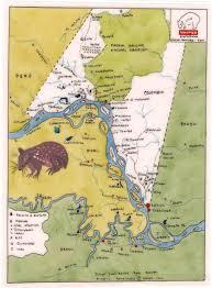 Amazon River World Map by Borugo About The Amazon