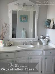 small bathroom bathroom organization ideas clean and scentsible
