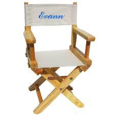 chaise metteur en scène bébé fauteuil metteur en scène personnalisé