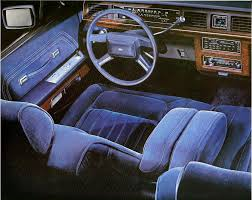 1998 Crown Victoria Interior The Official Box Panther History Of Gmn