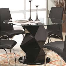 Best  Glass Top Dining Table Ideas On Pinterest Glass Dining - Contemporary glass top dining room sets