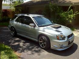subaru wagon 2005 subaru impreza wrx sports wagon for sale miami florida