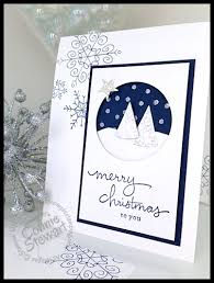 flash card snow is falling christmas card video no 65