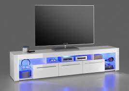 Wohnzimmerm El Eiche Massiv Ideen Media Tv Rack 160 Cm Eiche Massiv Glas Grau Smoke Woody 41