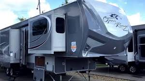 Front Living Room 5th Wheel by Open Range Roamer 376fbh Front Living Room 5th Wheel Youtube