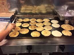 plancha cuisine en la plancha picture of p p pupusas escazu tripadvisor