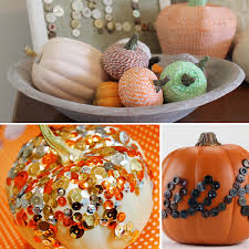 No Carve Pumpkin Decorating Ideas 3 Easy No Carve Pumpkin Decorating Ideas Pictures Photos And