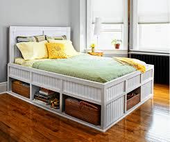 Shelf Bed Frame Size Bed Frame On Inspiration With Bed Frame With Storage
