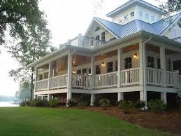 wrap around deck designs top country style house plans collection and awesome wrap around