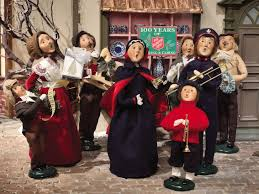decoration ideas interactive images of carolers