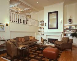 Ceiling Bookshelves by Feizy Rugs Living Room Traditional With Bookshelves Brown Built