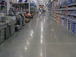 epoxy flooring installation for commercial industrial buildings