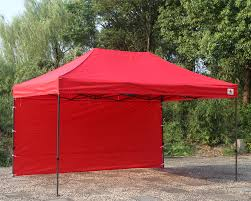 3x4 5m enclosed pop up canopy commercial shelter backyard gazebo