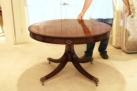 Dining Table And Chairs Used Dining Table 48in Rosewood Mother Of Pearl Design Round Dining