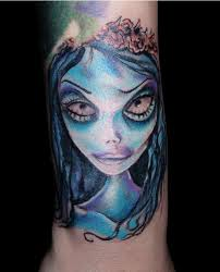 corpse bride tattoo tatuajesxd
