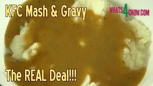 kfc mash u0026 gravy how to make kfc mash u0026 gravy at home the