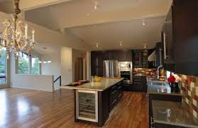Tri Level Home Kitchen Design Living Room Split Level Kitchen Remodel Stylish On Living Room