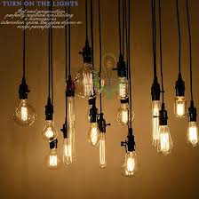 Edison Pendant Lights Wholesale Edison Antique Bulb Pendant Ls Diy Nostalgic Vintage