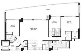 Waterfront Floor Plans Riva Floor Plans Luxury Waterfront Condos In Fort Lauderdale