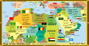 middle east map with countries map of middle east countries by middle east palestin on deviantart