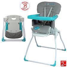 chaise pour bébé chaise haute pliante compacte pour bébé livraison gratuite