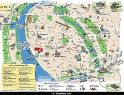 chicago map with attractions chicago map tourist attractions holidaymapq
