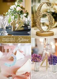 wedding table number ideas find the venue 10 inspired ideas for wedding table numbers