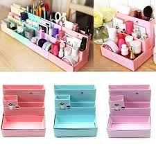 diy paper board storage boxes new fashion desk decor stationery