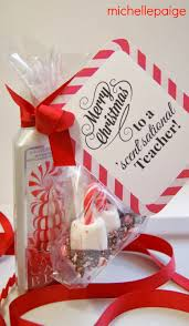 Halloween Gifts For Teachers by Michelle Paige Blogs Quick Teacher Soap Gift For Christmas