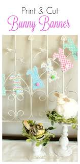 easter decorations 30 awesome diy easter decorations 2017