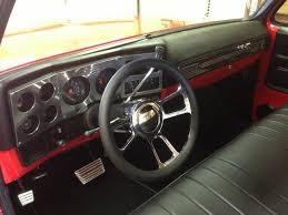 2003 Chevy Silverado Interior 46 Best C10 Interiors Images On Pinterest Truck Interior C10