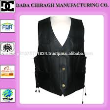 motorbike vest leather vest pattern leather vest pattern suppliers and