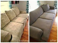 make a dropcloth sofa sectional slipcover drop clothes and