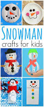 food winter art art activities and snowman