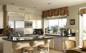 cool kitchen window treatments u2014 smith design
