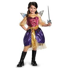 Pirate Halloween Costumes Kids Tinker Bell Pirate Fairy Pirate Zarina Kids Costume