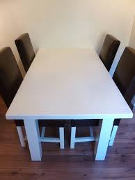 black and white dining room chairs kitchen table cool wooden kitchen table white dining table