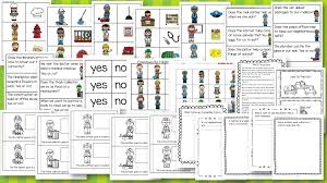 How To Read A Floor Plan by Community Helpers Language And Literacy Centers And Activities